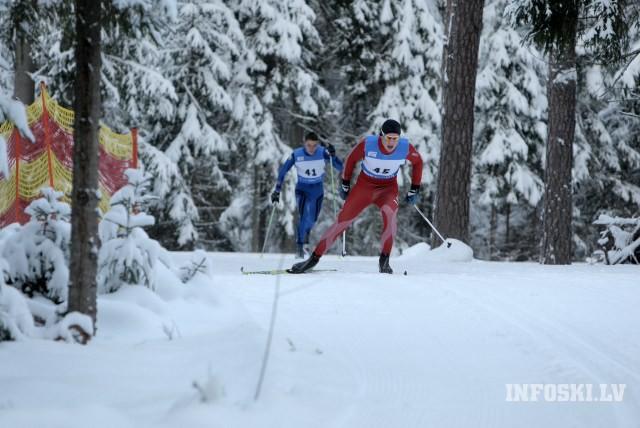 Mūsējie pieticīgi sāk pasaules junioru čempionātu distanču slēpošanā