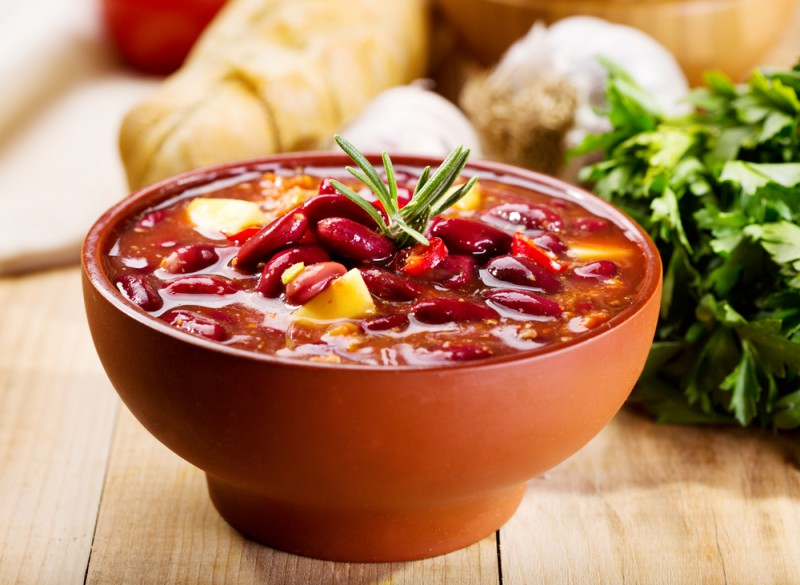 Pupiņu zupa