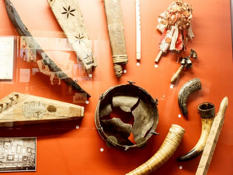 """26. martā Latvijas Nacionālajā vēstures muzejā nodarbība bērniem """"Tradicionālie mūzikas instrumenti"""""""