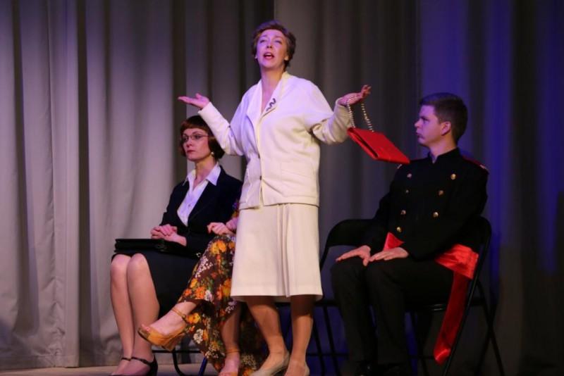 Dramaturgu teātra viesizrāde Jelgavas novada Svētes pagastā