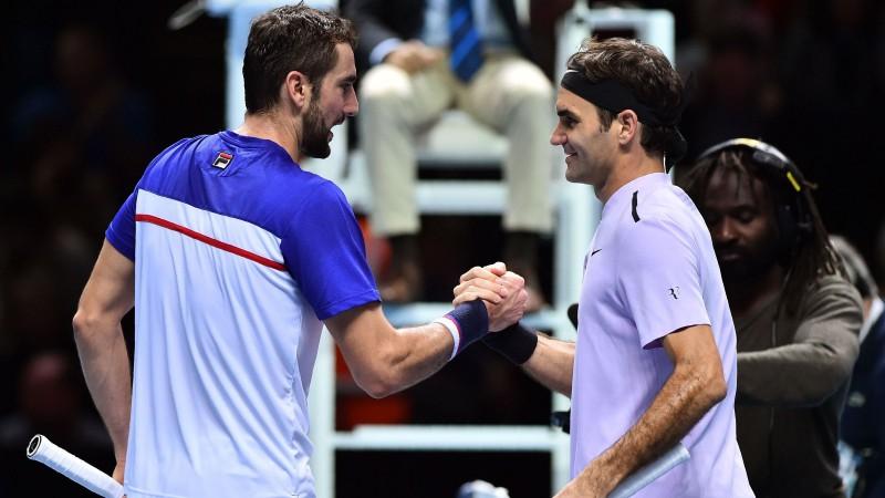 """Otro reizi pēdējos trīs """"Grand Slam"""" turnīros Federera un Čiliča fināls"""