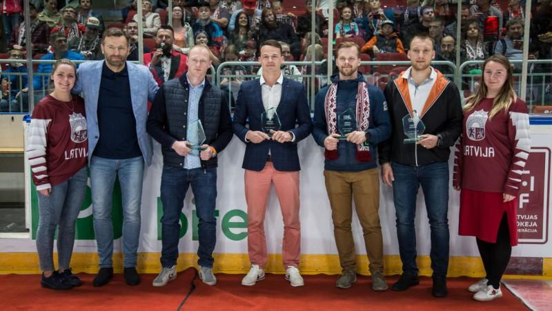 OHL sezonas labākie - Gricinskis, Gipters un Auziņš