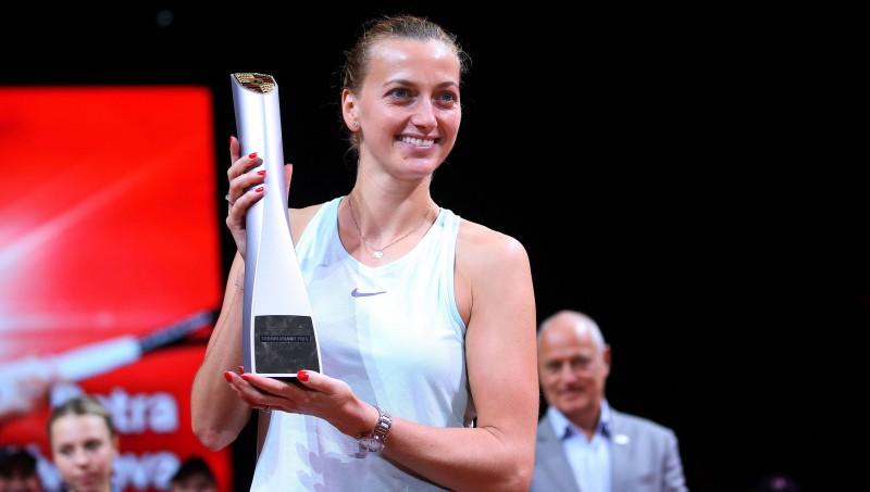 Abos nedēļas WTA turnīros uzvar Petras