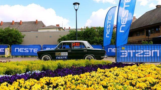 ''Rally Liepāja'' garākais izaicinājums vēsturisko auto regularitātes rallija dalībniekiem
