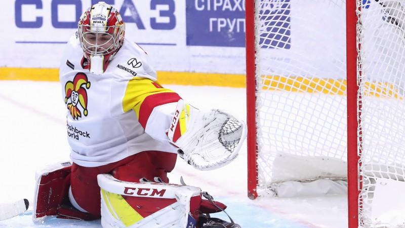 """Kalniņam """"Jokerit"""" vārtos piektā uzvara pēc kārtas, CSKA iemet piecus Kazaņā"""