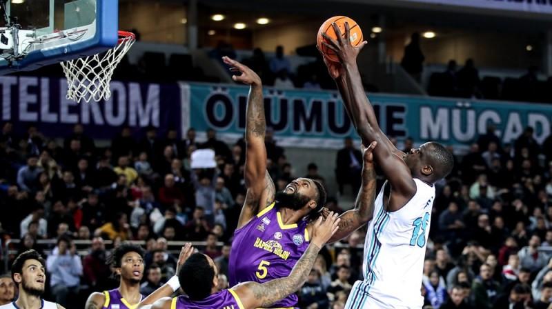 Oficiāli: FIBA Čempionu līga maina formātu un sezonu pabeigs rudenī