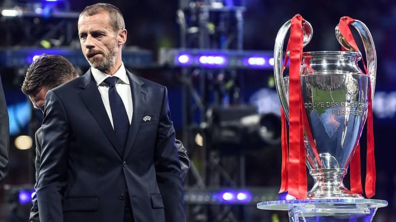 UEFA prezidents apstiprina: Superlīgas klubu futbolisti nedrīkstēs spēlēt izlasēs