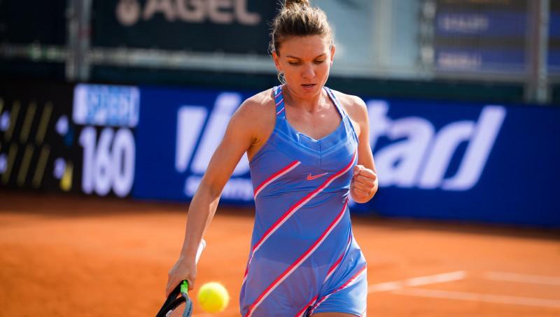 WTA ranga vicelīdere Halepa saslimusi ar Covid-19