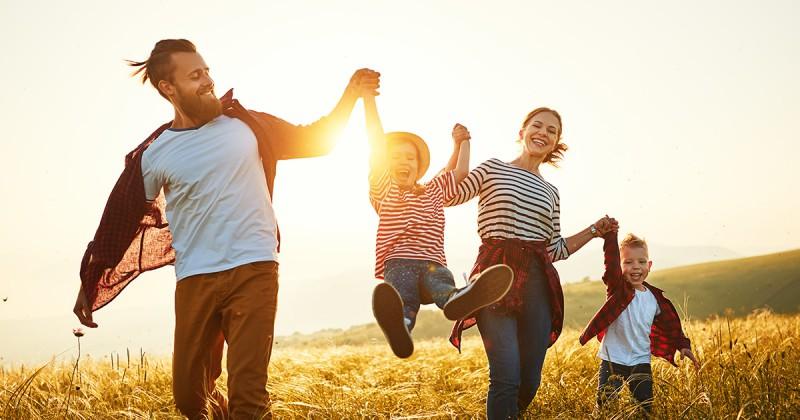 Psiholoģiskais tests pusaudžiem: kāda veida ģimene jūs esat?
