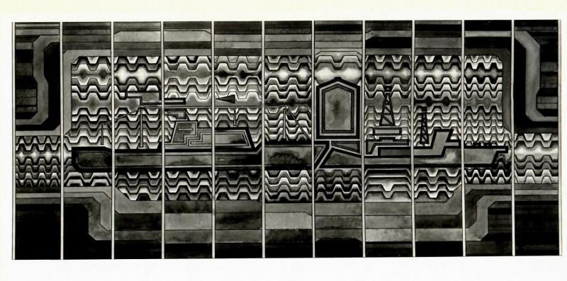 Miris mākslinieks, interjerists Nikolajs Drozdovskis
