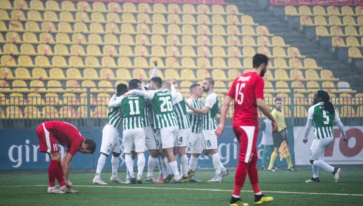 Lietuvas ''zelta spēlē'' uzvar ''Žalgiris'', Šabala nāk uz maiņu 60. minūtē