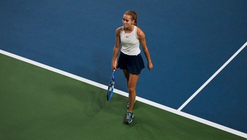 Rutlauka izcīna pirmo ITF titulu, Podžus nenosargā pārsvaru finālā