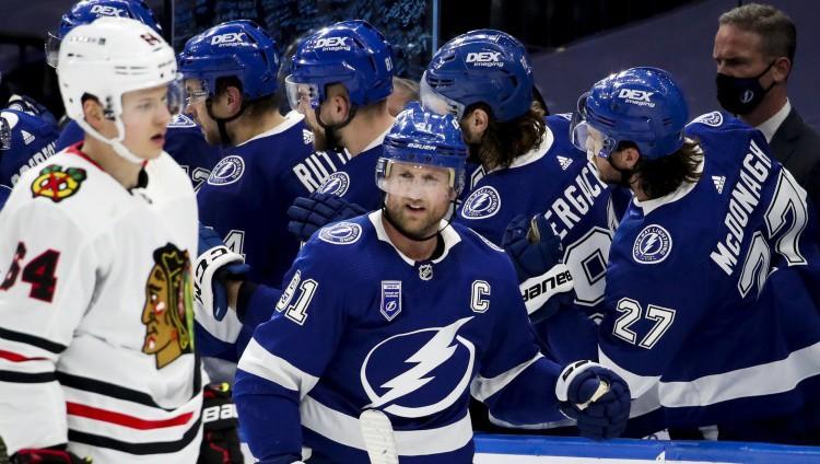 """Stemkosam trīs punkti, """"Lightning"""" titula aizstāvēšanu sāk ar uzvaru"""