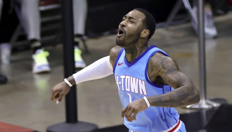 """Bertāns un Kurucs nespēlē, """"Wizards"""" piekāpjas """"Rockets"""""""