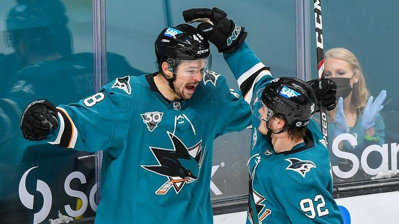 """Balcera pirmais rezultativitātes punkts sezonā neglābj """"Sharks"""" no zaudējuma"""