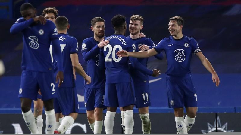 """Verners beidzot iesit, """"Chelsea"""" iekļūst labāko četriniekā"""
