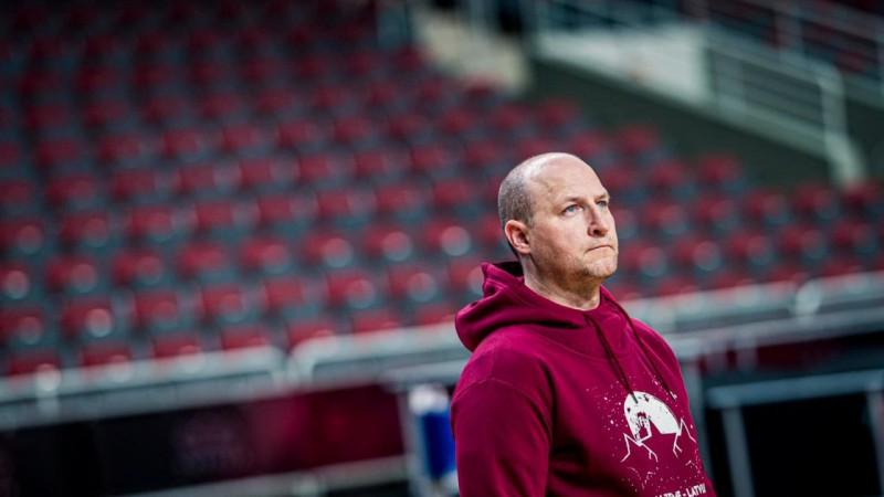 Štelmahers vairs nevadīs Latvijas vīriešu basketbola izlasi