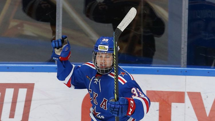 Ovečkina rekordu labojušais talants Mičkovs paraksta piecu gadu līgumu ar Sanktpēterburgas SKA