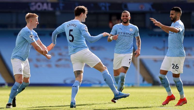 """""""Manchester City"""" turpina perfekti, izcīnot uzvaru pret """"West Ham"""""""