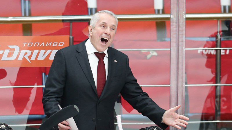"""Hārtlija """"Avangard"""" nespēj atslēgt Naumova CSKA vārtus, finālsērijā 1-1"""