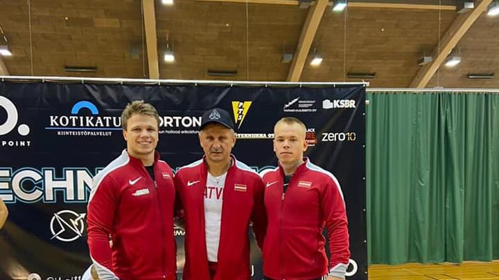 Svarcēlājs Mežinskis izcīna 11. vietu Eiropas čempionātā