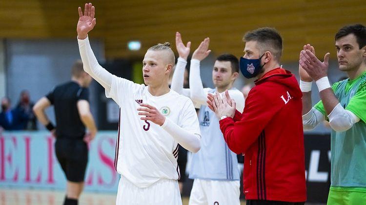 Baklanovam Latvijas un Slovēnijas izšķirošajā spēlē gūtās traumas dēļ nāksies izlaist mēnesi