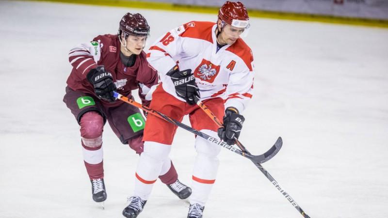 Latvijas U23 izlase pārbaudes turnīra pēdējā spēlē kapitulē Polijai