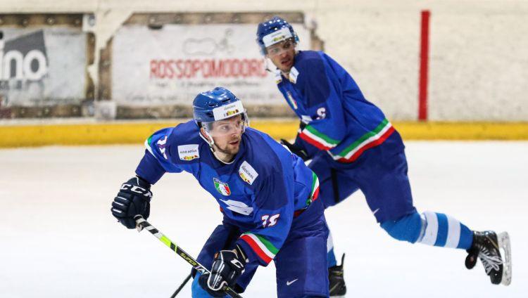Itālijas hokeja izlasē divi Covid-19 gadījumi, atcelta pārbaudes spēle pret Šveici