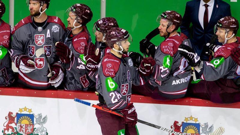 Dzierkals pārtrauc Latvijas izlases sauso sēriju, tomēr vēlreiz zaudējums pret Šveici