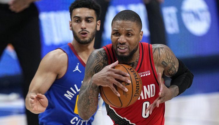 """Lilarda superspēle tomēr neizglābj Portlendu, Bruklina izslēdz """"Celtics"""""""