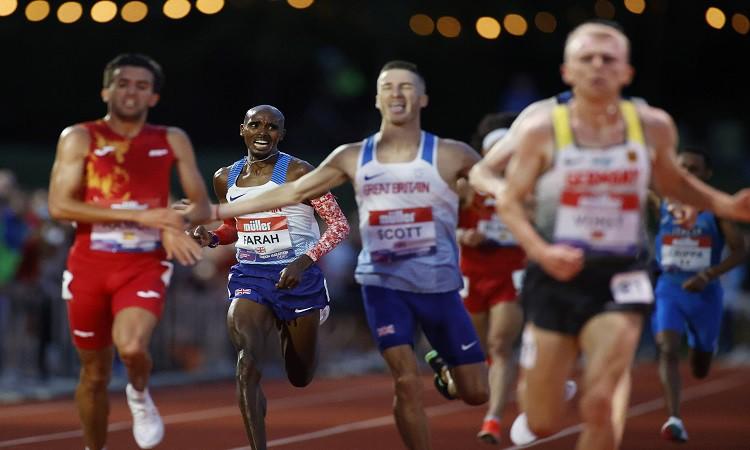 Višķers EK uzlabo savu personisko rekordu 10 000m, Farahs atgriežas ar 7.vietu