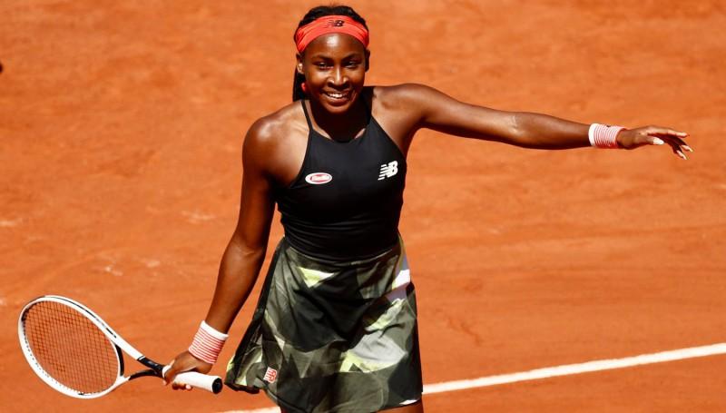 """Gofa, Krejčīkova un Sakari pirmoreiz sasniedz """"Grand Slam"""" ceturtdaļfinālu"""