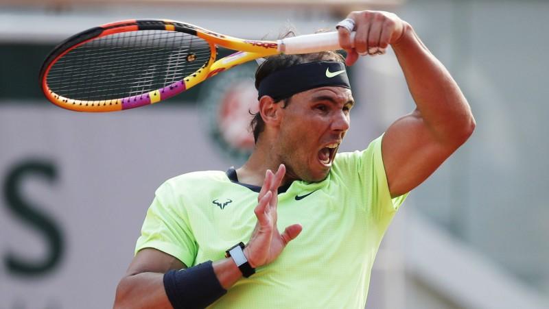 Nadals un Džokovičs ar uzvarām četru setu spēlēs nokārto savstarpēju pusfinālu