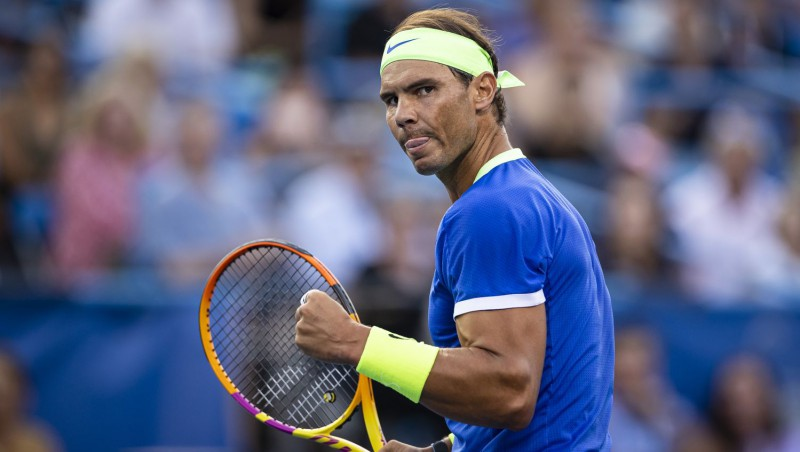 "Nadals klibodams uzvar pirmajā mačā kopš ""French Open"""