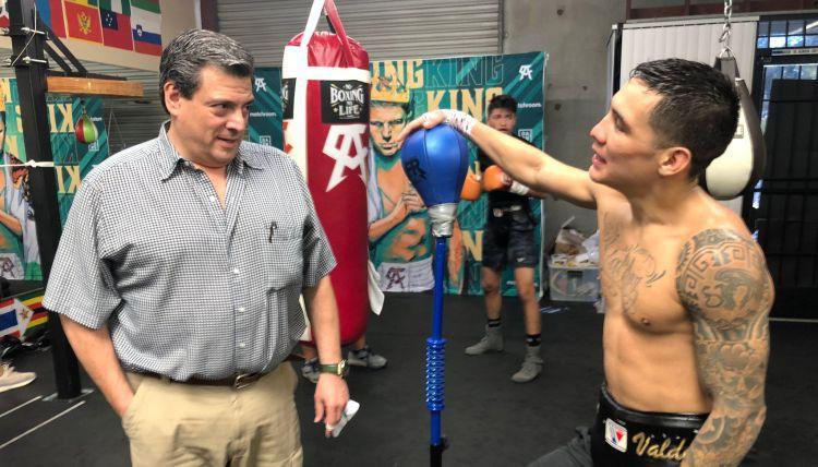 Par spīti pozitīvajām dopinga analīzēm WBC čempions Valdess varēs aizvadīt titulcīņu
