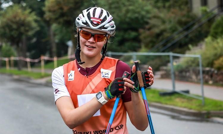 Latvijai bronza pasaules čempionātā rollerslēpošanā junioru konkurencē