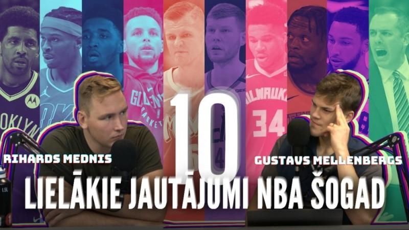 Klausītava   Izrāviens #17: desmit svarīgākie jautājumi par un ap NBA